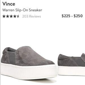 """Vince """"Warren"""" Slip-On Sneaker"""